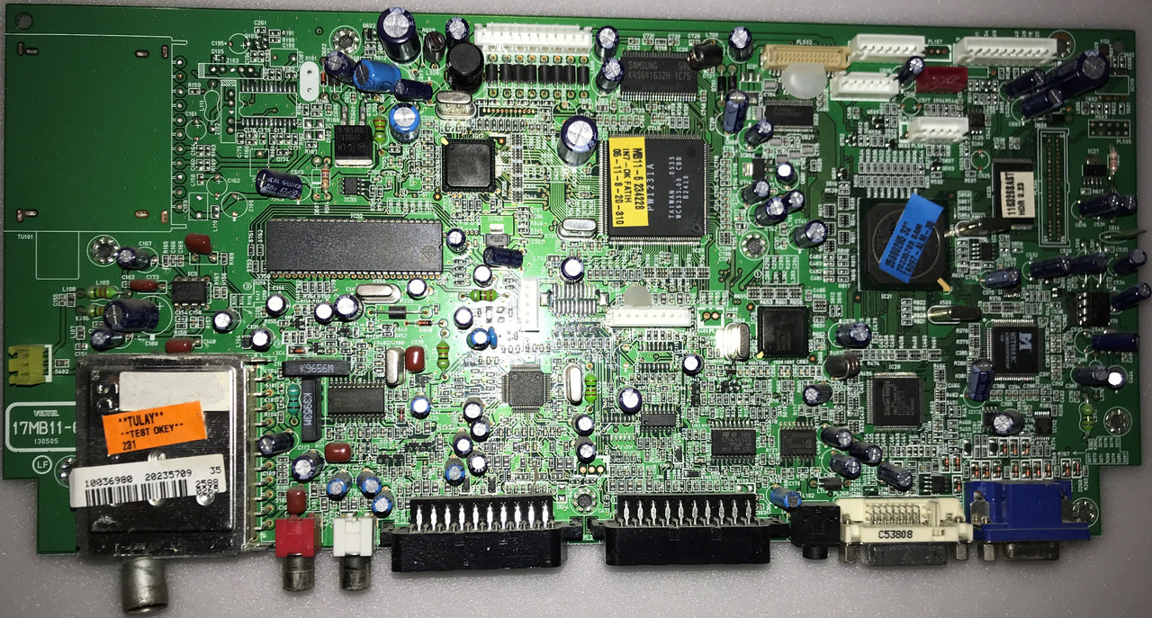 Материнская плата 17MB11-6 к телевизору FUJITSU SIEMENSJETSON J32-1