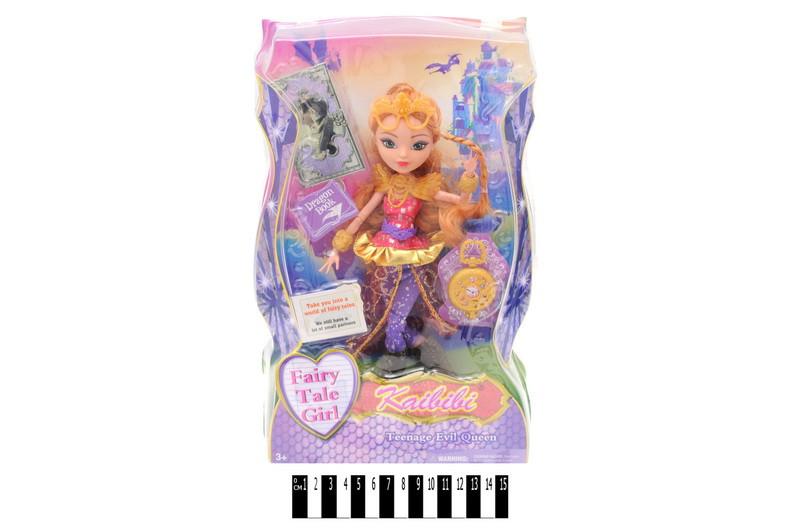 "Кукла с аксесс. ""Каibib Princess"" 32*20,5*6,5см. в кор. /72/"