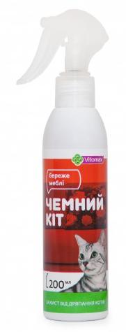 Vitomax Спрей «Защита от царапания для кошек» 200 мл