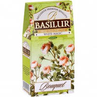 "Чай Базилур "" Букет "" Белое волшебство 100 г картон"