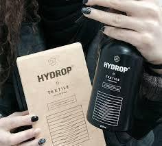 Спрей от воды и грязи HYDROP TEXTILE купить в Украине