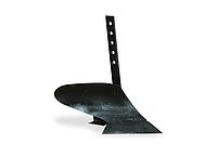Плуг малый со съемным лемехом (захват 170мм, глубина до 140 мм, габариты 370х270х400, вес 3кг)