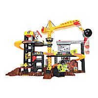 Игровой набор Dickie Toys Строительная площадка с техникой и аксессуарами 3729010, фото 1