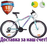 """Алюминиевый женский велосипед горный 26"""" Formula MYSTIQUE 2.0 2019 (бирюзовый, рама 18"""")"""