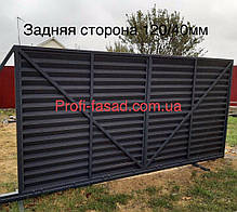 Забор жалюзи Италия Стандарт 0,45мм, фото 2