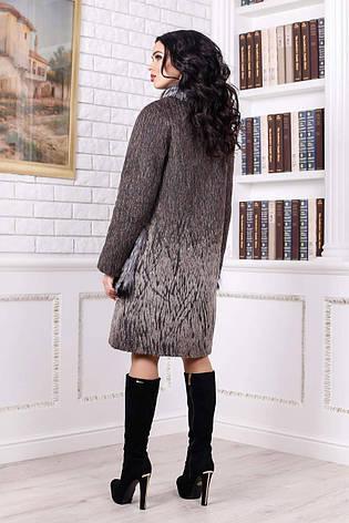 Пальто женское зимнее  П-996 н/м Sanaz- C Тон 108 | 44, 54, 56, 58р., фото 2