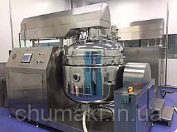 Вакуумный Смеситель-Гомогенизатор для приготовления эмульсий CL-200