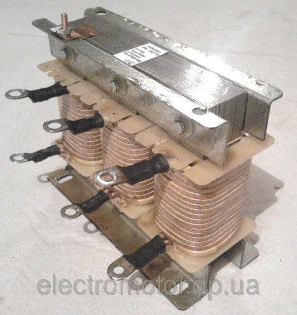 Трехфазный сетевой дроссель РК-0250100 (500А)