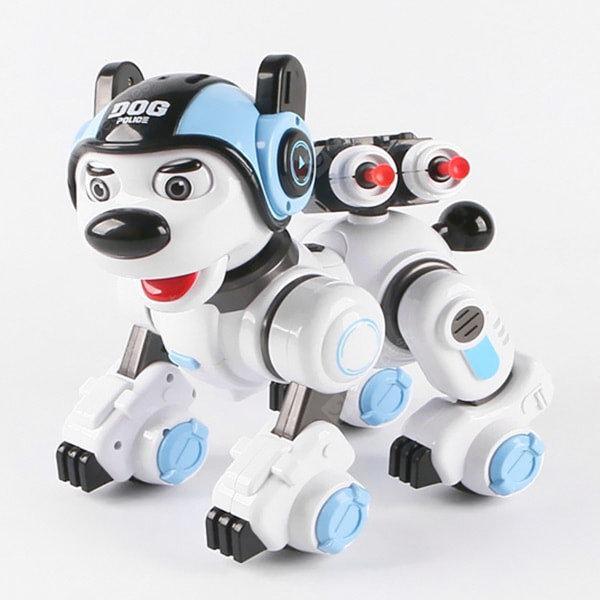 Робот-собака интерактивная Crazon Intelligent Police Dog 1901