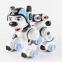 Робот-собака интерактивная Crazon Intelligent Police Dog 1901, фото 1
