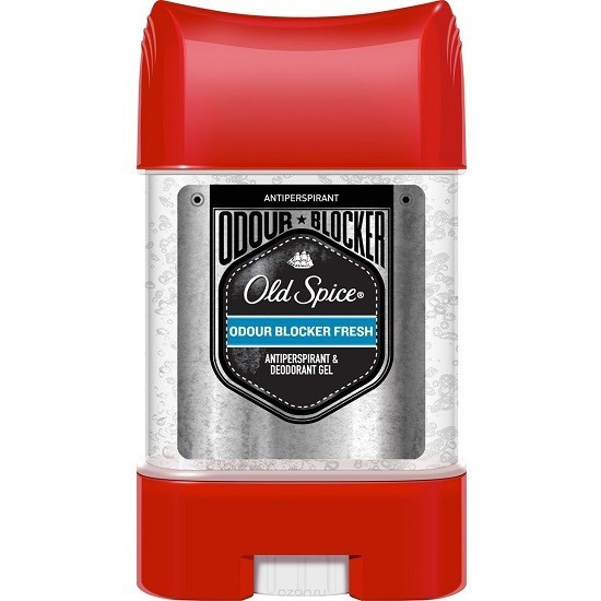"Гелевый дезодорант-антиперспирант Old Spice ""Odour Blocker Fresh"""