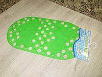 Антискользящий коврик на присосках в ванную, фото 1