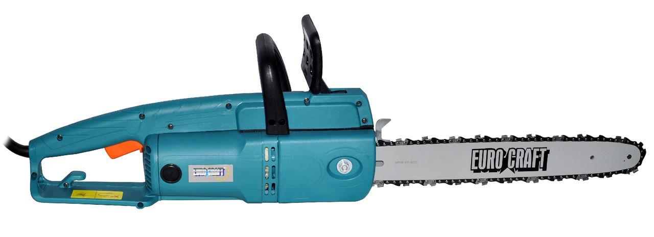 Пила электрическая цепная EURO CRAFT GC280