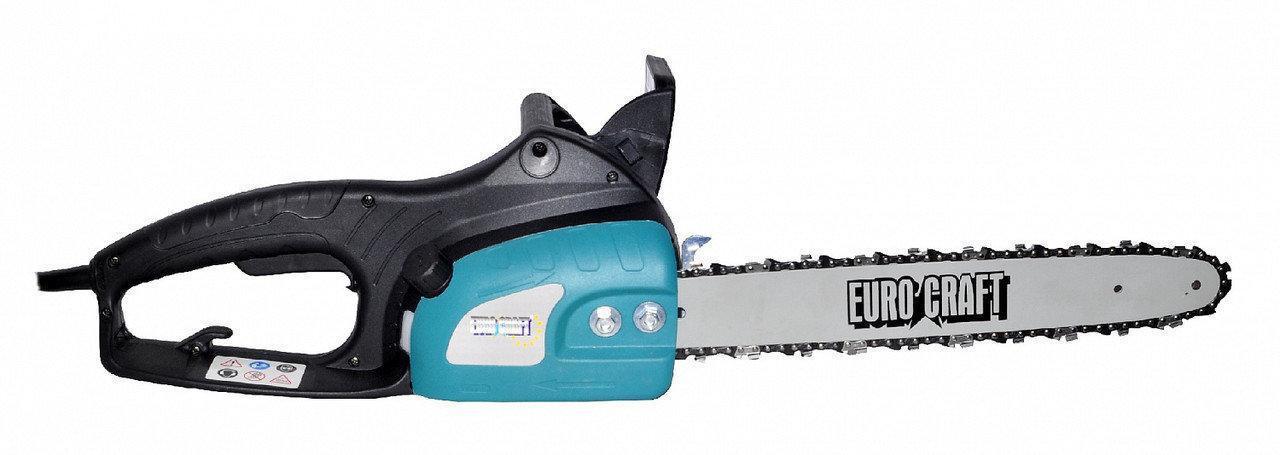 Пила электрическая цепная Euro Craft GC282