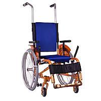 Легкая инвалидная коляска для детей «ADJ KIDS»