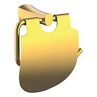 Держатель туалетной бумаги Imprese Cuthna 140280 zlato золото