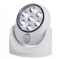 Led светильник с датчиком движения подсветка Light Angel
