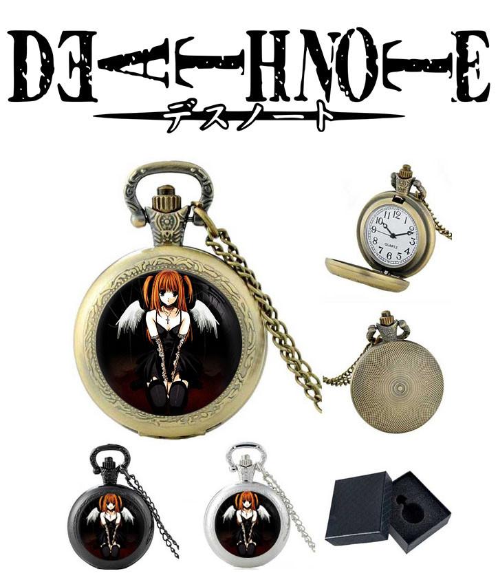 Карманные часы Амана Миса Тетрадь смерти / Death Note