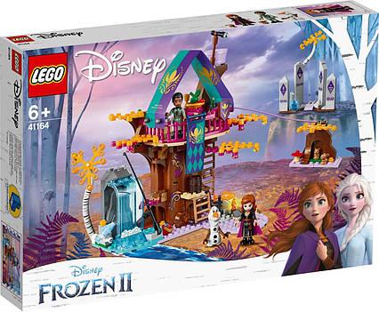 Lego Disney Princesses Заколдованный домик на дереве 41164
