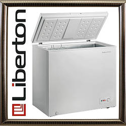 Морозильный ларь LIBERTON LCF-300MD