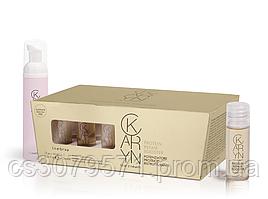 Восстанавливающий лосьон с протеинами Inebrya Karyn Protein Repair Booster 12*14мл
