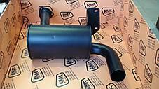 123/07867 Глушитель на JCB 3CX, 4CX, фото 2