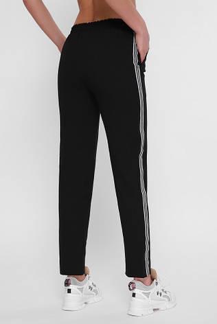 Черные женские спортивные брюки Tiyar Laspas, фото 2