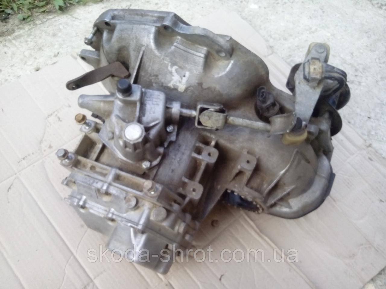 Коробка передач Авео Т250 1.4   16-ти клапанный  96 344 248