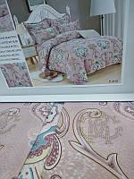 Евро комплект двухспального  постельного белья Roberto Cavalli(Роберто Кавалли)