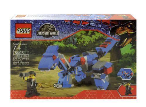 """Конструктор """"Jurassic World"""", 236 дет 75905, фото 2"""