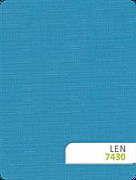 Ткань для рулонных штор LEN 7430