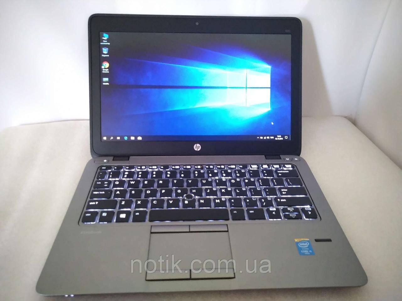 Ультрабук HP 820 G2 i5-5300U/8Gb/SSD 120Gb/12.5 в идеале