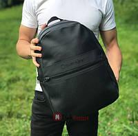 Городской повседневный рюкзак Calvin Klein, кельвин кляйн. Черный