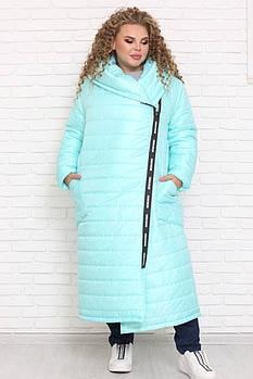 / Размер 48,50,52,54,56,58,60,62,64,66,68,70,72 / Женское пальто OVERSIZE большие размеры