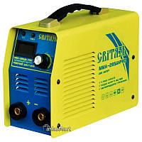 Зварювальний інвертор 20-285 А, РК-дисплей, Світязь MMA-285ДК PRO (70213/70208)