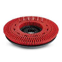 Дисковая щетка Karcher, средняя, красная, 450 мм