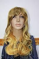 Парик искусственный длинные волосы колорирование