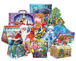 Новогодняя ярмарка (пакеты, коробочки, сумочки)