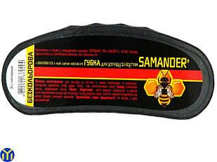 Губка для ухода за обувью Samander, бесцветная