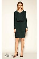 Платье женское Ronny Zaps, зеленного цвета