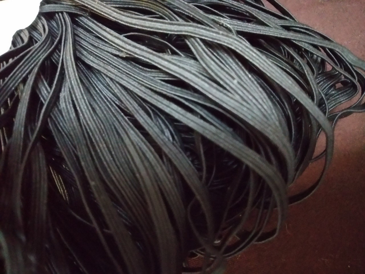 Резинка для одягу, 0,3см Китай