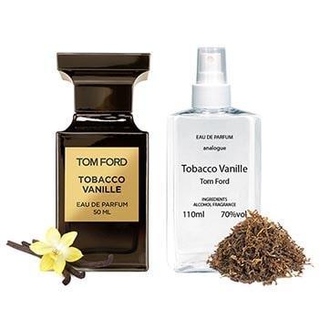 Парфюмированная вода реплика Tom Ford Tobacco Vanille 110 мл