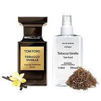 Парфюмированная вода реплика Tom Ford Tobacco Vanille 110 мл, фото 1