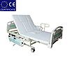 Медицинская функциональная кровать с туалетом E36. Большой размер. Кровать для инвалида. Кровать для лежачих., фото 4