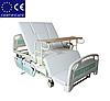 Медицинская функциональная кровать с туалетом E36. Большой размер. Кровать для инвалида. Кровать для лежачих., фото 6
