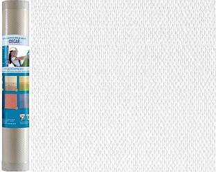 Обои стекловолоконные OSKAR декоративные Рогожка средняя OS130 25 кв.м