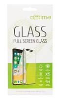 Защитное стекло Full Screen Huawei P Smart Черный