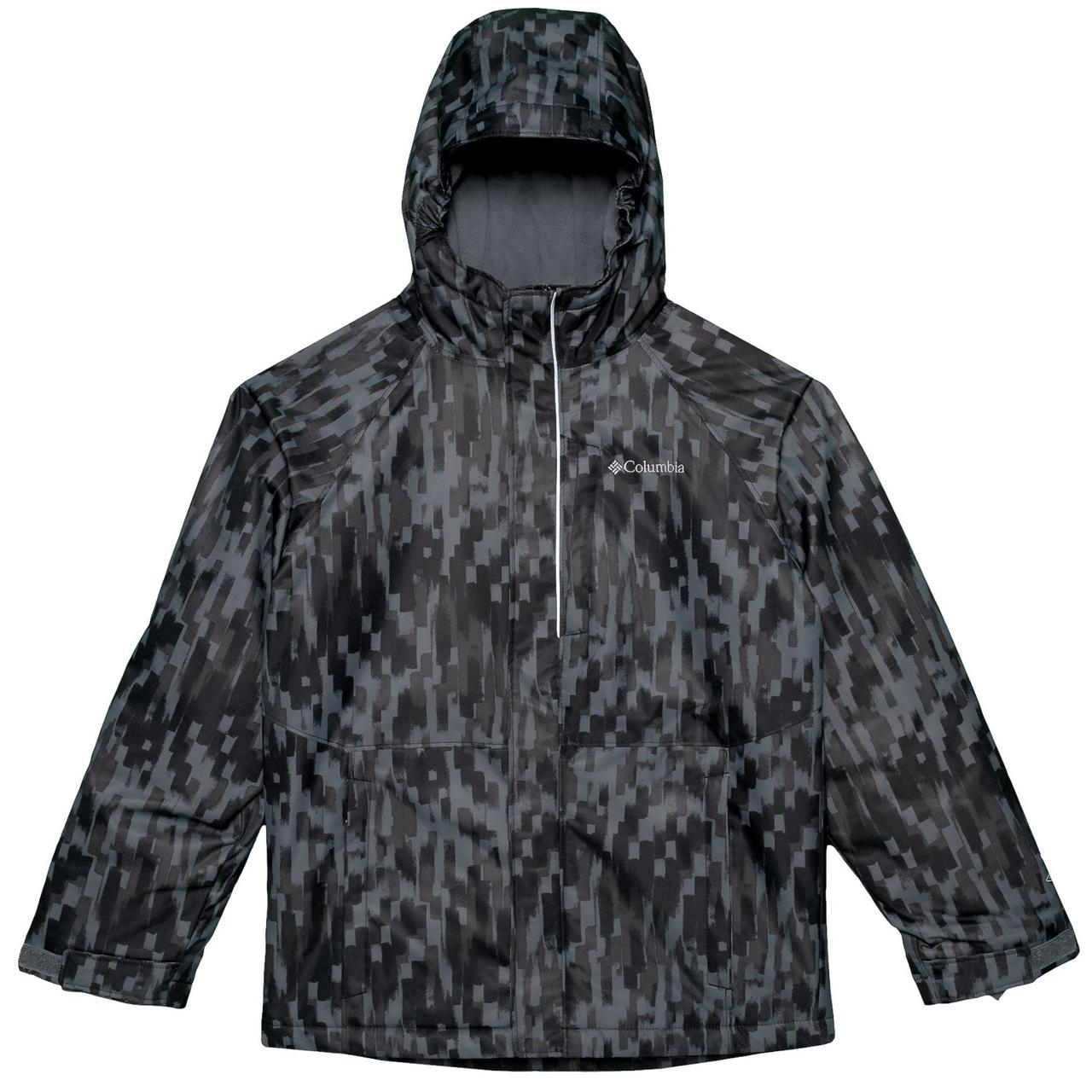 Зимняя куртка Columbia Direct Summit Omni-Tech Omni-Heat.