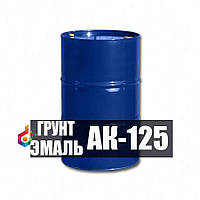 Грунт-эмаль АК-125 ОЦМ для защиты оцинкованной стали