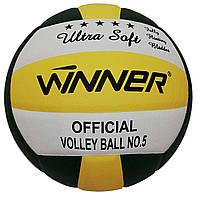 М'яч волейбольний Winner SuperSoft Official